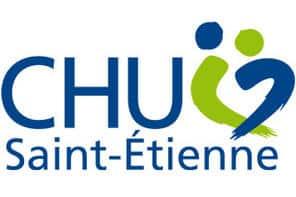 logo CHU saint étienne